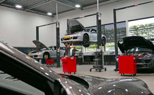 Vacature eerste automonteur - fulltime