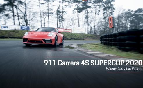 Porsche 911 Carrera 4S Supercup